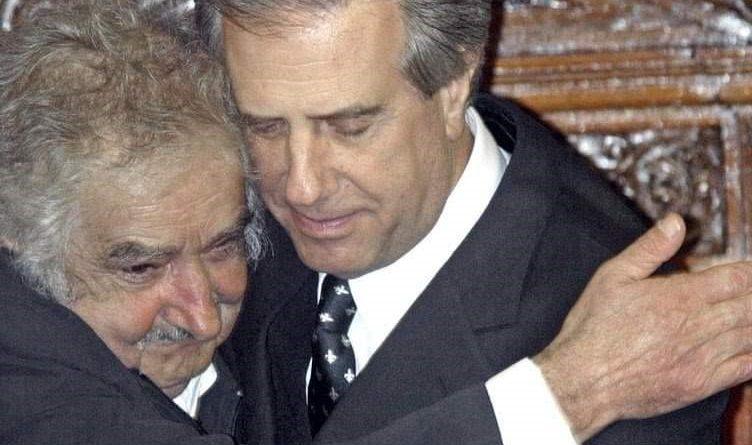 Tabare y Mujica
