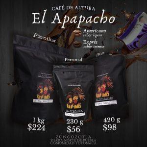 Tienda el apapacho