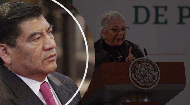 Olga Sánchez Mario Marín