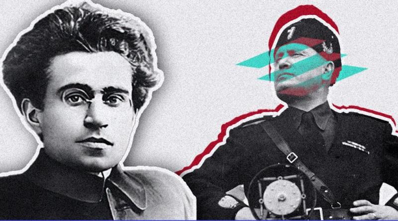 Fascismo Italia Mussolini Gramsci