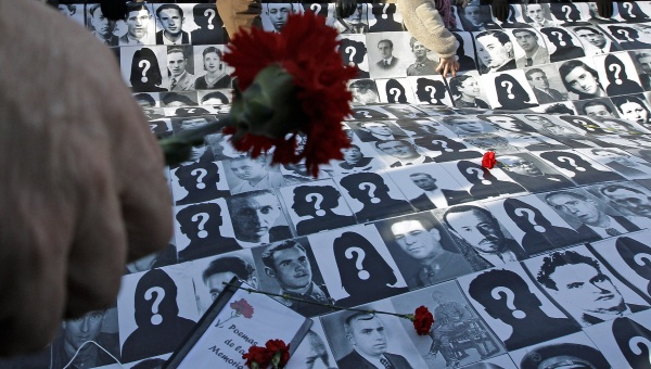 Campaña Nacional contra la Desaparición Forzada en México | Invitan a la Semana Internacional del Detenido Desaparecido