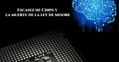 Ley de Moore y escasez de Chips