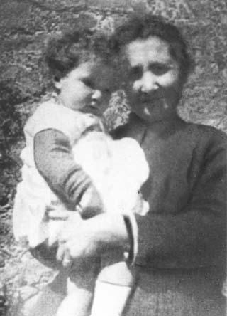 Giuseppina Marcias mamá de antonio gramsci