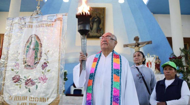 Epitafio de agradecimiento al Padre Gustavo Rodríguez