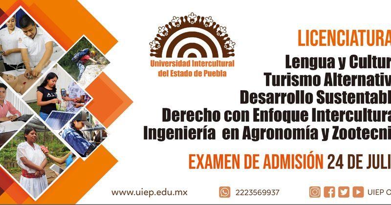 UIEP abre proceso de admisión hasta el 24 de Julio || Estudia una licenciatura con enfoque indígena