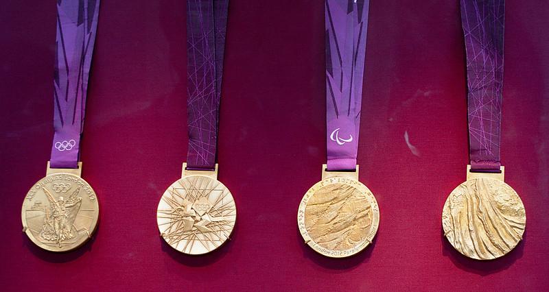 4 medallas de oro de los últimos JJOO