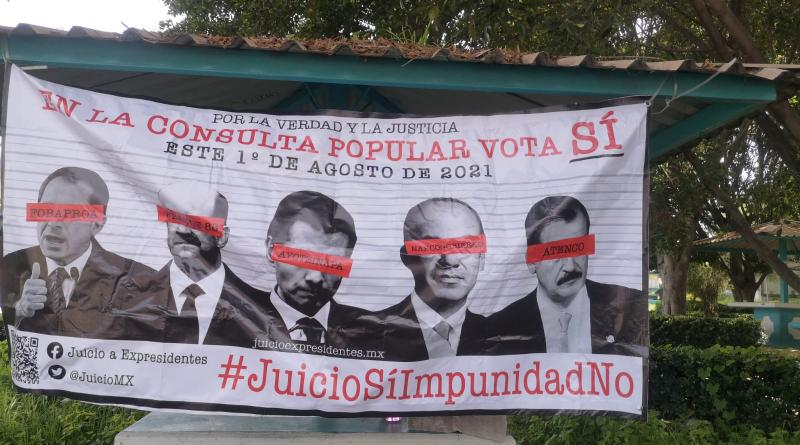 """Razones para votar """"sí"""" en la consulta de juicio a expresidentes: una visión ciudadana"""