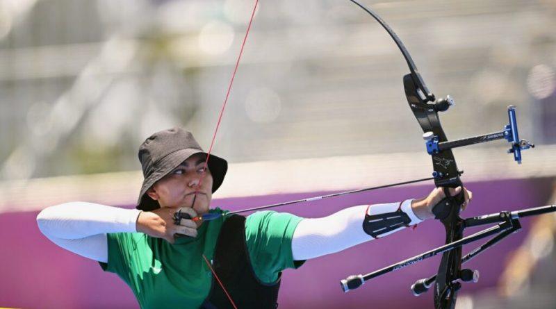 Mexicana Alejandra Valencia a cuartos de final del tiro con arco de Tokio 2020    Enfrenta a norteamericana la madrugada de este viernes