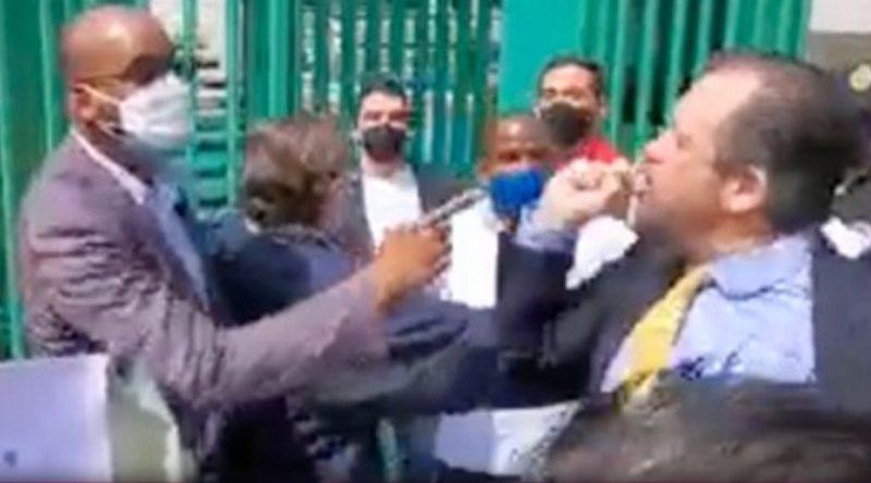 ¿Quién es René Bolio? Persona que insultó a diplomáticos cubanos en su embajada en México