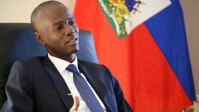 El presidente de Haití, Jovenel Moïse, fue asesinado a la 1 am de hora local de este miércoles 7 de julio de 2021, el ataque armado contra su residencia privada.