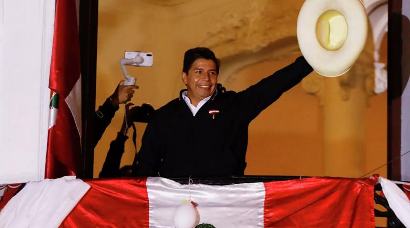 Pedro Castillo, nuevo presidente de Perú || Organismo electoral oficializa su triunfo sobre Kieko Fujimori