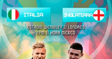 Un poco de historia detrás de la final de la EURO 2020 || Inglaterra vs Italia