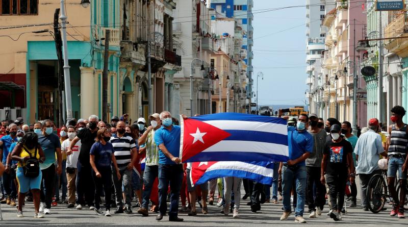 Cuba: vergüenza vs. Indignidad