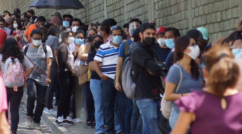 Vacunación para jóvenes de 18 a 29 años en doce municipios conurbados de Valles de Oaxaca || Inicia 17 de agosto
