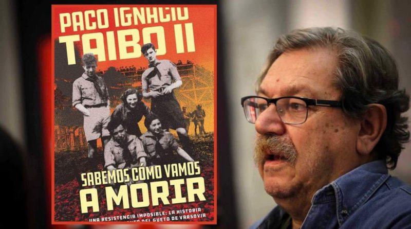 """Reseña del Libro """"Sabemos cómo vamos a morir""""; por su propio autor Paco Ignacio Taibo II"""