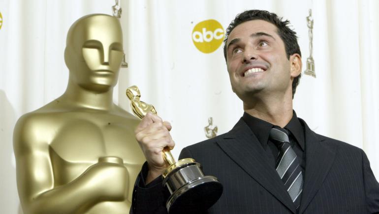 Drexler en los Oscar 2005: la ocasión en que el cantante venció a la discriminación de Hollywood