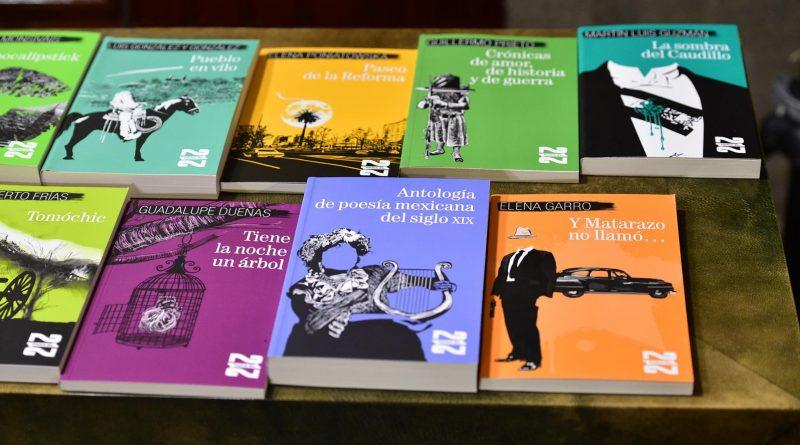 Se estrena '21 para el 21′, Colección de literatura histórica para promover el hábito de la lectura