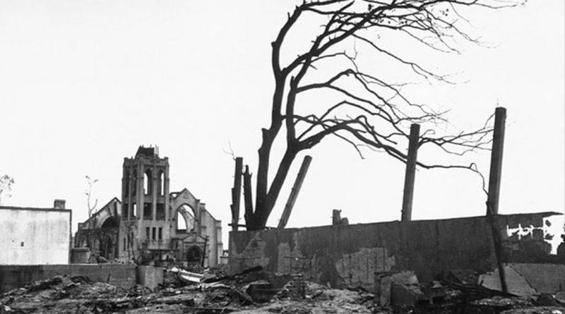 ¿Por qué se escogió a Hiroshima y Nagasaki para arrojar las bombas atómicas?