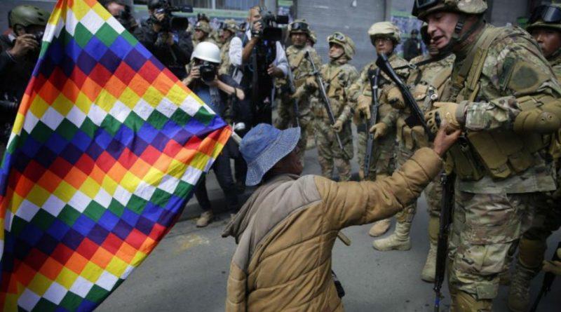 Informe del GIEI derrumba 10 tesis con las que se intentó sostener régimen golpista en Bolivia
