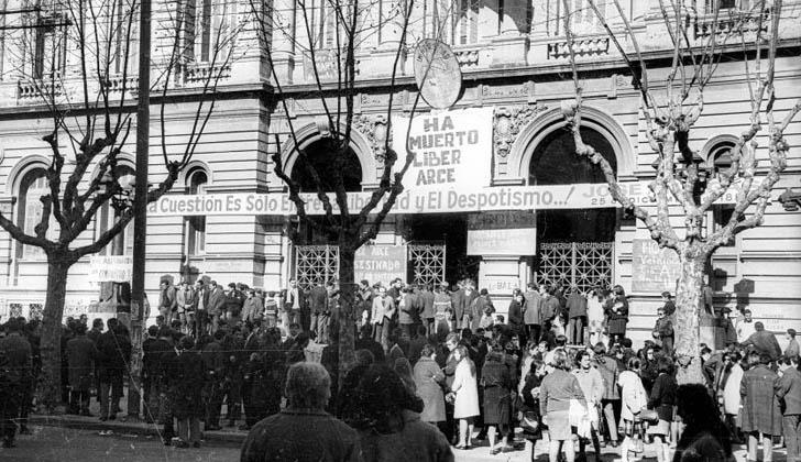 Líber Arce se recuerda cada 14 de agosto en Uruguay