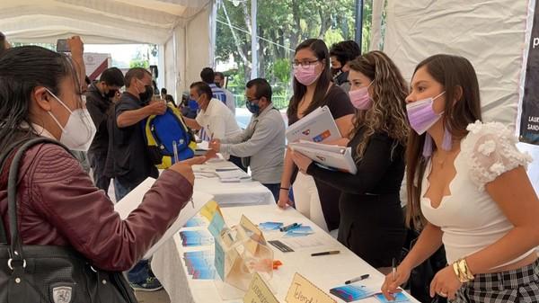Hay más de 60 mil vacantes a jóvenes en Feria nacional del Empleo 2021, participa