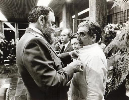 Descripción de Fidel Castro, por Gabriel García Márquez