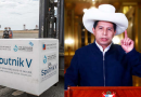 Presidente de Perú anuncia que se instalará una planta para la producción de la vacuna rusa Sputnik V