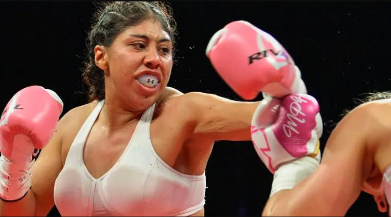 Esta fue la breve carrera de Jeannete; boxeadora mexicana fallecida